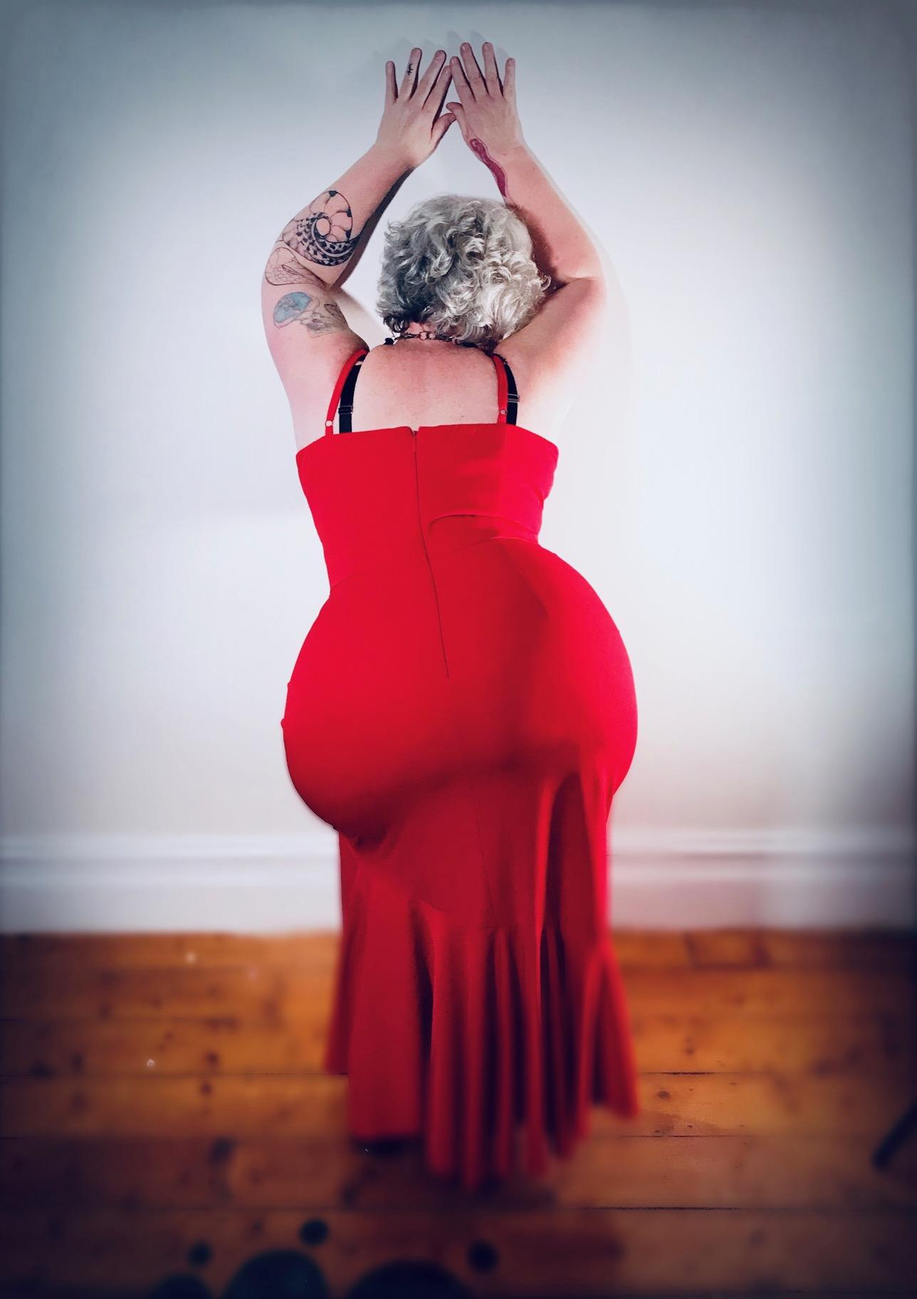 RED ALL Ass